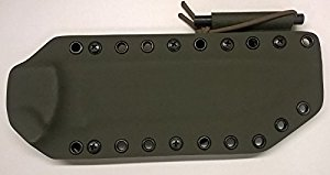 Mountaineer RAT-7 Sheath with Ferro Rod OD